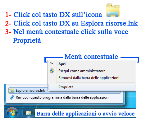 trucchi windows esplora risorse 004 Aprire Computer da Esplora Risorse su Windows 7