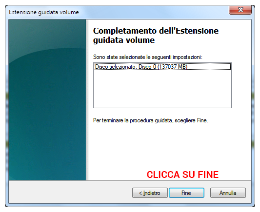 trucchi windows ridimensiona partizione 15 Ridimensionare partizione c di windows